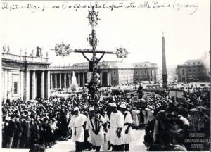 Cristo Fucine Roma 1960