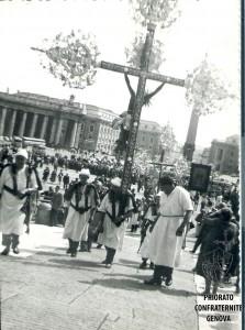 Cristo di Casanova Roma 1960