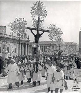 Cristo di Quezzi Roma 1960