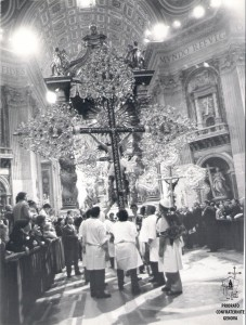 Cristi in S Pietro