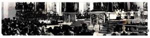 Cristi in S Pietro Paolo 6 Roma 1975