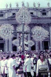 Cristo di Voltri S Erasmo Roma 1975