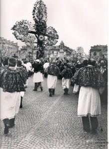 Cuneo 1983 Piazza Galimberti