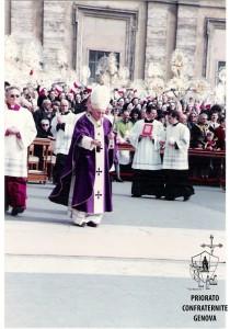 Giovanni Paolo con Cristi 1