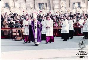 Giovanni Paolo con Cristi 2