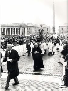 Piazza S Pietro Mater Misericordie