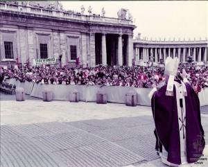 Roma 1984 foto Felici