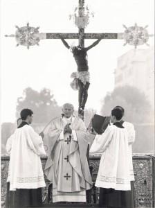 Giovanni Paolo II - Fucine Secolo XIX