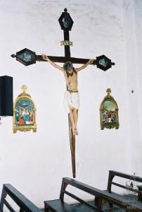 3,Cristo specchi, Arroyo Seco