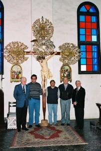 4, Nuovo Cristo, Arroyo Seco