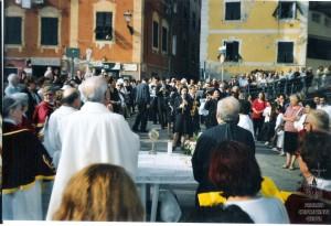 Nervi festa S Francesco da Paola S Messa